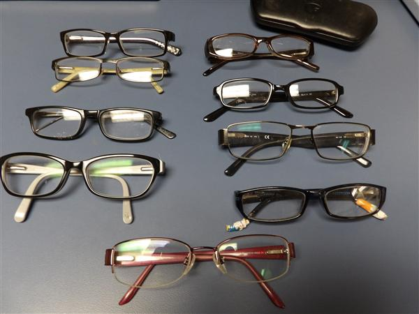Did your child lose a pair of glasses?