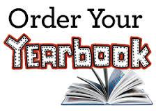 YEARBOOKS ARE ON SALE - NOW!