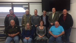 Picture - long range planning committee